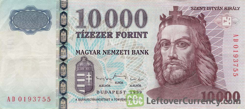 hungarian-forints