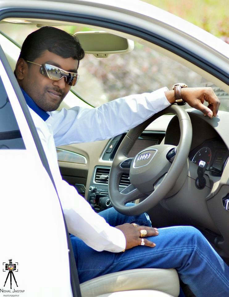 Pritam Ganjewar