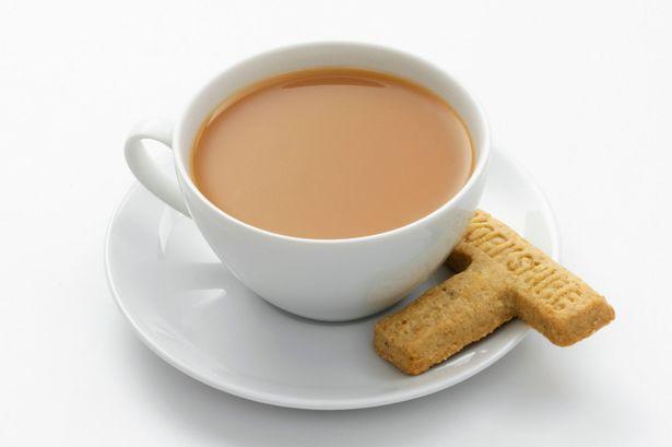 Tea biscuite