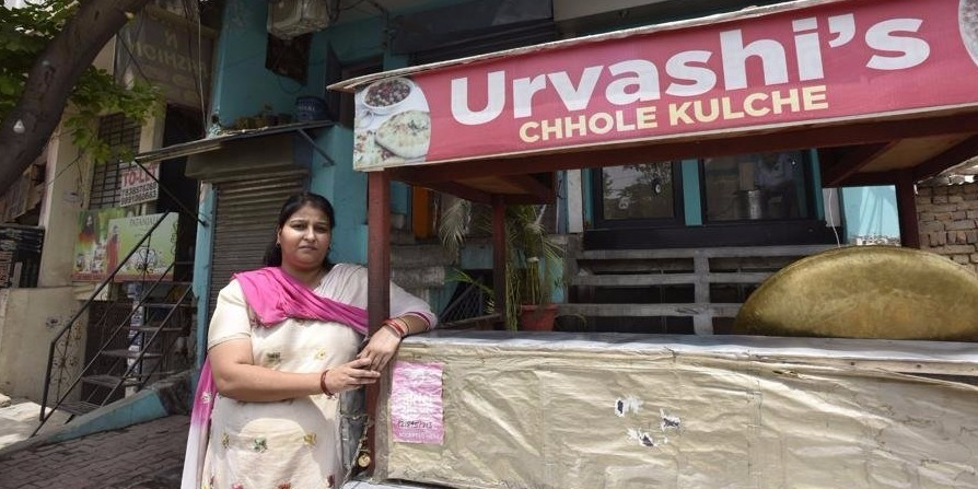 Urvashis chole
