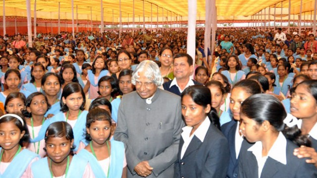 Kalam With students