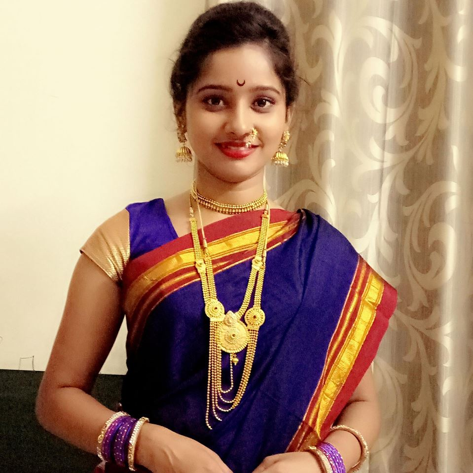 Shilpa in saree