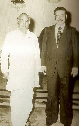 Kamaluddin_with_Vasantdada_Patil