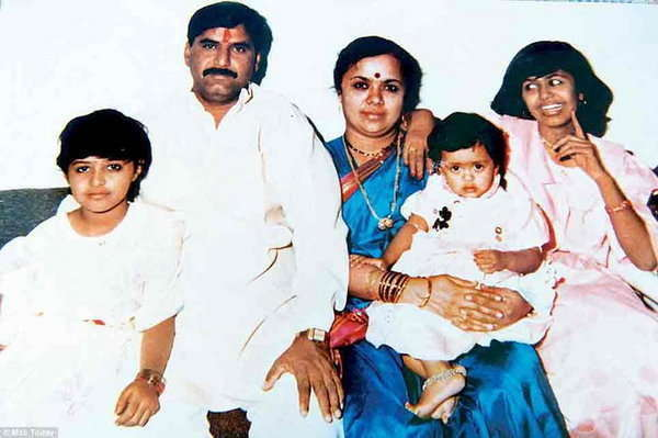 Pankaja family